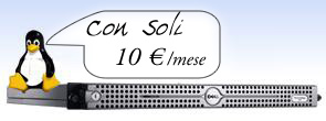 server virtuali, virtual server, server dedicato, housing, server virtuale